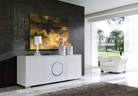 contemporary white buffet table u2014 new decoration decorate a