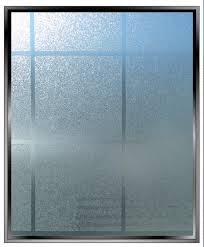 3 inch matte frost squares diy decorative privacy window film