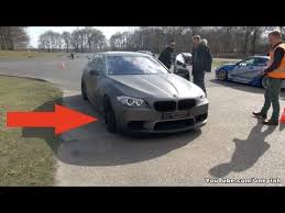 bmw fastest production car s fastest bmw f10 m5 in front brake disc getting