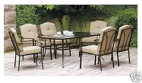 6 Chair Patio Set Deck Dining Sets Home Design Ideas And Pictures