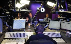 Radio One Jimi Youtubers Killed The Radio Star Radio 1 Boss Admits Struggle To