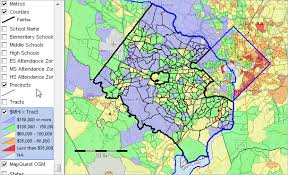 fairfax county map fairfax county va decision information resources solutions