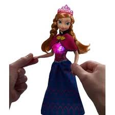 disney frozen fashion doll anna movie frozen