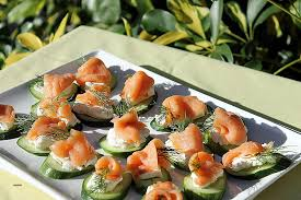 freeze ahead canapes recipes freeze ahead canapes recipes smoked salmon and cucumber