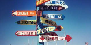 travel directions images World 39 s kookiest 39 which way 39 signs remind us there are always a jpg