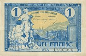 chambre de commerce arras autres papiers monnaies