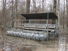 How To Make A Duck Blind How To Make A Grass Mat For A Blind For Duck And Goose Hunting