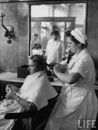 old fashinoned hairdressers and there salon potos 110 best old style beauty salons images on pinterest beauty