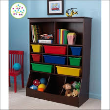 storage charming kids room furniture idea colorful canvas storage
