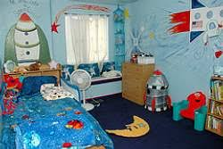 Kids Space Room by Outer Space Boys Room Actor Makeover Games