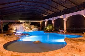 landscape lighting creates the ultimate backyard resort