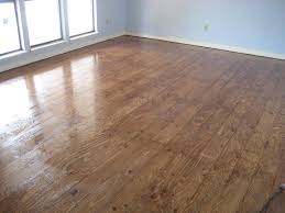 plywood sounds so cheap but look how our plywood floors