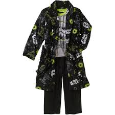 glow in the dark halloween pajamas boys u0027 licensed glow in the dark 4 piece cotton pajama sleepwear