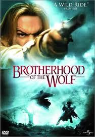 amazon com brotherhood of the wolf christophe gans tv