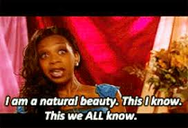 Natural Beauty Meme - i am a natural beauty gifs get the best gif on giphy