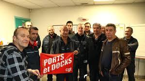 chambre de commerce de lorient lorient les salariés du port de commerce révoltés
