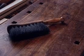Horsehair Bench Brush Whippletree Custom Woodworking Whippletree Custom Woodworking