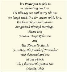 Wedding Invitations Examples Wedding Invitations Wording Ideas Vertabox Com
