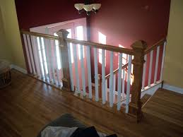 Stair Banisters Railings Best 25 Interior Stair Railing Ideas On Pinterest Railing Ideas