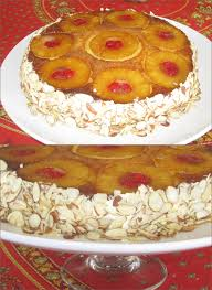 double pineapple upside down cake mary u0027s joy of family cooking