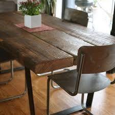 Best  Reclaimed Dining Table Ideas On Pinterest Wood Dining - Wood dining room tables