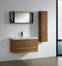 Modern Bathroom Cabinets Vanities Modern Bathroom Vanity Cabinet In Melamine M2316 From Single