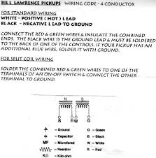 triple shot wiring for bill lawrence bill and becky not the