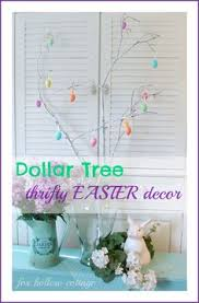 Easter Decorations At Von Maur by Raz Imports Standing With Flower My Grandma Would Love That