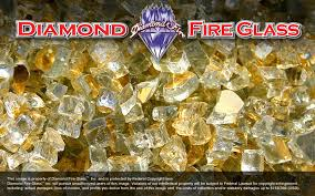 Fire Pit Crystals by Gold Reflective Crystal U2013 Fire Pit Glass Crystals