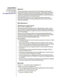 Cvs Pharmacy Resume Example Of A Cv Hitecauto Us