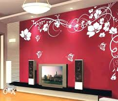 wall ideas simple wall design ideas with paint 100 interior