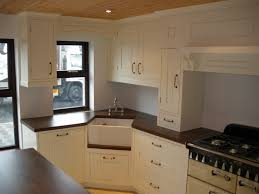 Fitted Kitchen Designs Solid Wood Painted Inframe Kitchen Woodale Designs Kitchen