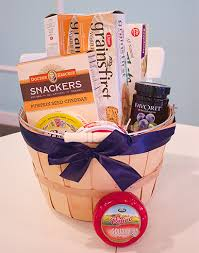 Cheese And Cracker Gift Baskets Gift Baskets