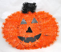 Halloween Tinsel Garland by Halloween Riteway Wholesale
