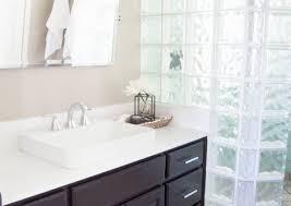 oval pivot bathroom mirror aubrey lindsays little house blog bathroom half bath contemporary