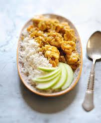 cuisiner le riz basmati curry de poisson et riz basmati recette de curry de poisson et riz