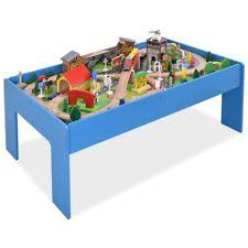 thomas the tank activity table kids only thomas the tank activity table set brand ebay