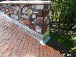Fireplace Flue Repair by Professional Chimney Services Including Chimney Sweeping