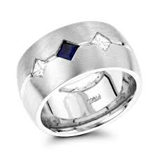 sapphire wedding ring wedding rings platinum sapphire wedding band for