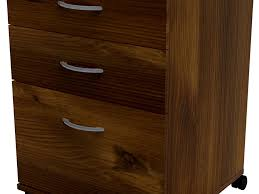 3 Drawer Wood Vertical File Cabinet by File Cabinet Finish Drawer Handle Lockable Drawer Ball Bearing