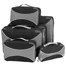 Amazon Travel Accessories Amazon Com G4free Packing Cubes 6pcs Set Travel Accessories
