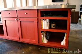 how to diy build your own white country kitchen cabinets modern ana white face frame base kitchen cabinet carcass diy