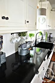 17 best kitchens images on pinterest dream kitchens kitchen 6 tips for a functional and fabulous kitchen keep excess appliance off counters stonegableblog