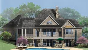 craftsman house plans with basement neoteric ideas craftsman house plans with walkout basement lake