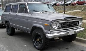 classic jeep wagoneer lifted my jeep wagoneer addiction kurtuleas