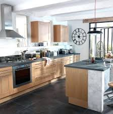 ardoise cuisine ardoise cuisine deco cuisine bois et ardoise cuisine bois beige sol