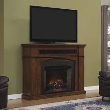 oakwood electric fireplace tv stand in midnight oak 33wm10139 o114