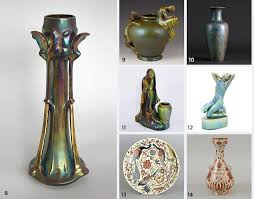 Expensive Vase Brands Inside The Archives Zsolnay Porcelain Prices