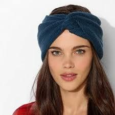 knit headbands outfitters sold wide headwrap turban waffle knit