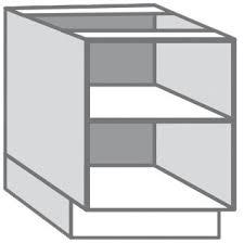 caisson bas de cuisine caisson bas blanc l 60 x h 85 x p 56 brico dépôt